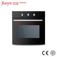 Full black commercial microwave oven/built-in oven for hotels, catering, restaurants, bars