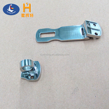 marine supplies high polished stainless steel hasp lock for boat door