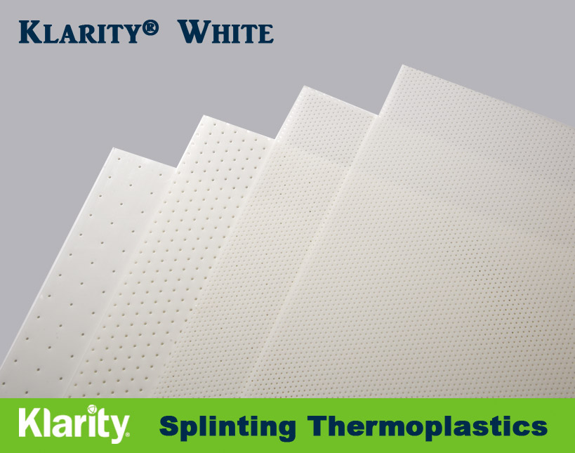 Low Temperature Thermoplastic Sheet Splinting Material