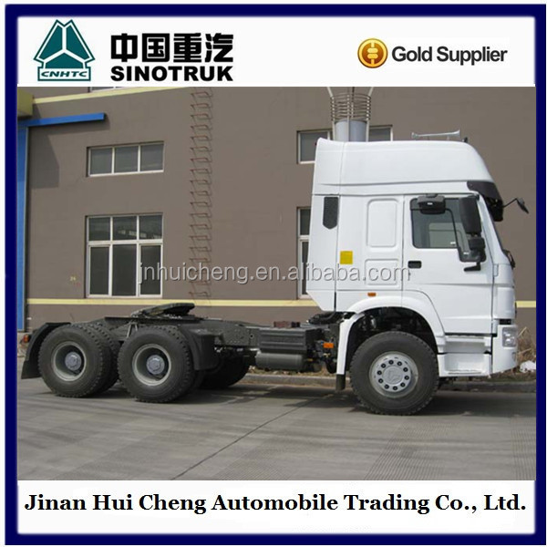 Sinotruk howo Tractor Truck 6x4 HOWO HW76 Cab low price sale
