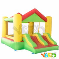 Inflatable Bouncer Bouncing Castles Kids Jumper for Sale with Free Air Blower