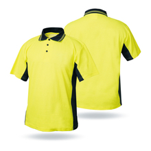 LX720 Golf Running Safety Polo Shirt