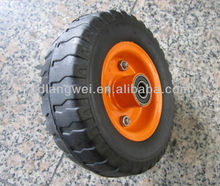 "6""*2"" small solid wheel for toys"