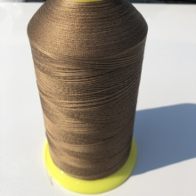 high-temperature resistance PTFE coated fiberglass sewing thread