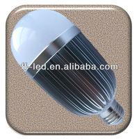 a few kinds of 7W E27 LED light bulbs---in China