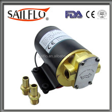 Sailflo 14L/min 12v discount good price small oil transfer 12v micro dc oil pump