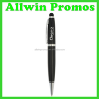 Logo Printed USB Stylus Pen With 2GB