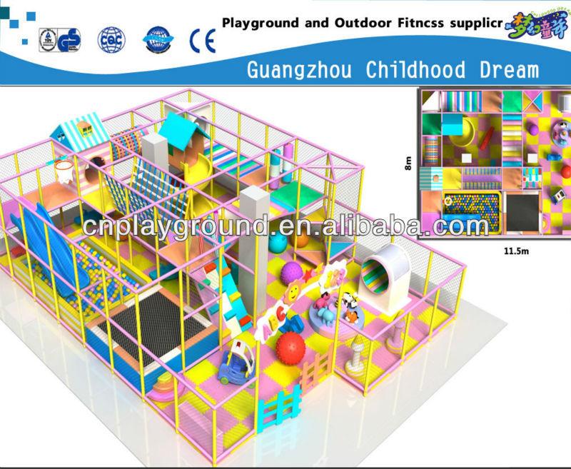 hc-22353) Indoor-spielplatz/kinder Indoor Klettergerüst/neueste ...