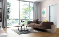 Living Room Sofa Furniture Modern Show #S139