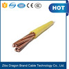 Stranded wire PVC insulated copper electric cable house or building wire