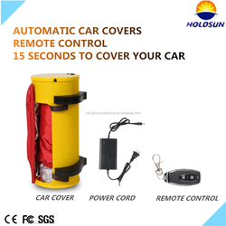 best selling all weather used PVC car cover/automatic car covers/waterproof car cover