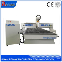 Steel pipe welding Remax 1325 cheap wood cutting engraving cnc router/wood furniture making cnc router