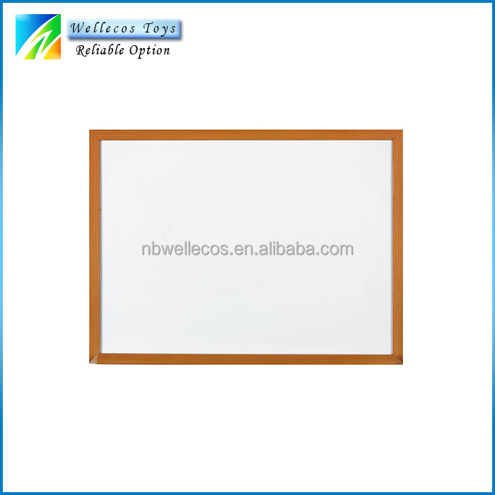 classroom writing white board standard size custom,cheap school white teaching board