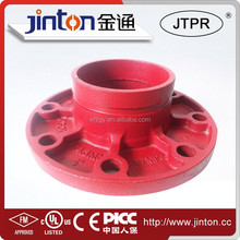FM/UL certificated pipe flange fittings Universal Flange adaptor universal adapter