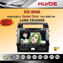 steering wheel control/RDS/DAB+/canbus android car multimedia player for toyota land cruiser