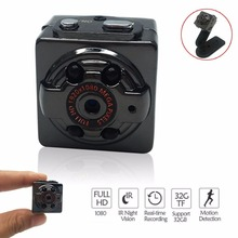 SQ8 Mini DV Camera 1080P Full HD Car Sports Digital TV Web computer mini camera