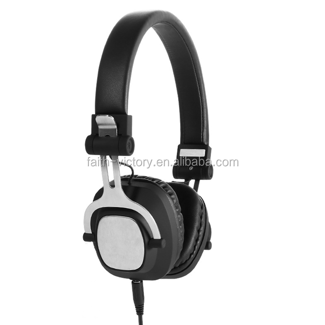 Stereo Bluetooth Headphone with In-line Mic, Mute Function and Flexible Headband