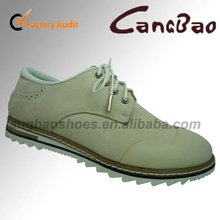 100% leather shoes for men and women 2012