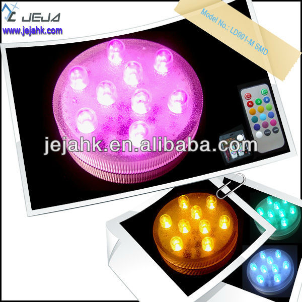3 x AAA batteries water feature led lights
