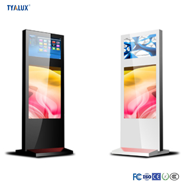 Android Touch Indoor LED Wall Hanging Advertising Equipment