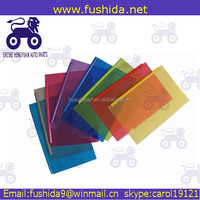 Stationery OEM factory diamond shaped file decoration with school file