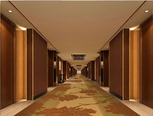 Machine Made Star Hotel Corridor Axminster Carpet Tufted Wool Carpet With Low Carpet Prices