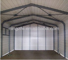 Car garage shelter