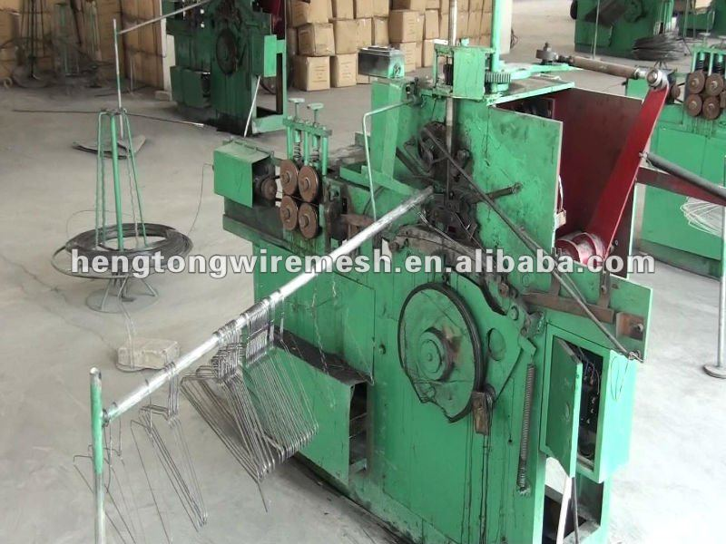 "Trousers (13-18"")Hook Wire Hanger Making Machine"