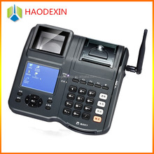 Hot-selling pos terminal with 3G/Wifi/GPRS/IC/MSR/PSAM/RFID