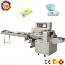 Horizontal Bag Packaging Machine/Chocolate/Biscuit single piece Pillow Packing Machine