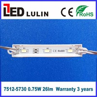 Brand Name: Lulin wholesale 5630 5050 2835 3030 SMD Waterproof LED Module made in china 3leds/pcs