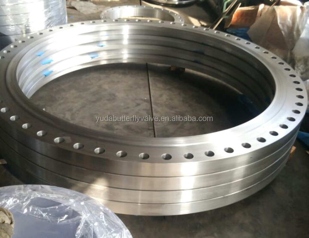 AWWA C207 A105N forging <strong>flange</strong> 72""