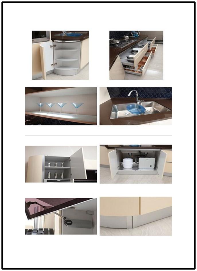 Modular diseño de la cocina india/muebles de cocina de madera foto ...
