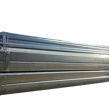 FORWARD STEEL pre galvanized square steel pipe rectangular tube galvanized steel pipe sleeve