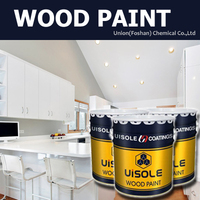 PU topcoat white , Wooden Furniture Paint, Oil based PU Paint