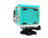 Action Camera 45M Waterproof Sports Camcorder Outdoor Diving Swimming Underwater Cases Cover for Xiaomi Yi