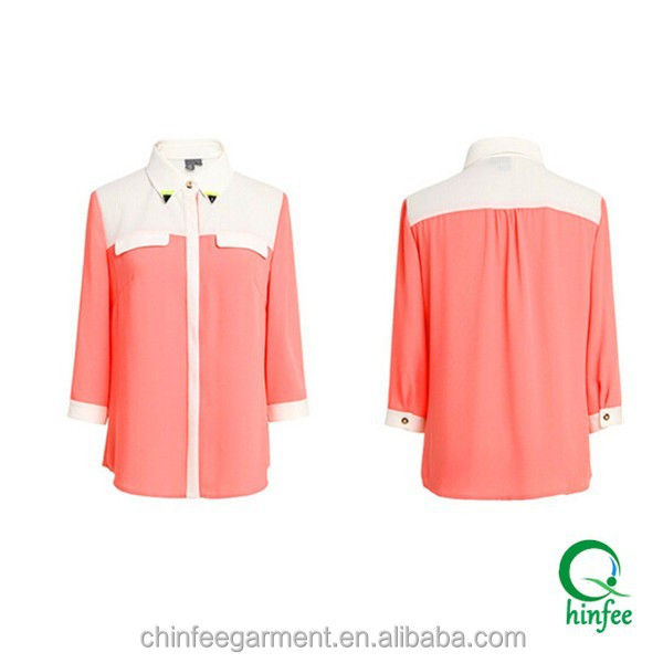 Fashion Womens Semi Formal Tops And Blouses - Buy Womens Semi ...