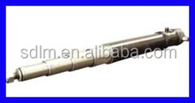 hydraulic telescopic cylinders for lifting/5 stage hydraulic cylinders/double acting telescopic hydraulic cylinder