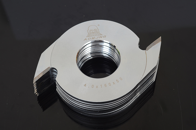 glue finger joint cutter block for finger jointing machine