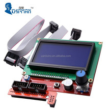 3d printer smart controller ramps1.4 lcd 12864 lcd for reprap 3d printer