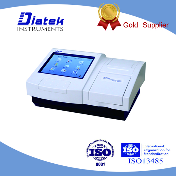 elisa microplate reader/elisa equipment