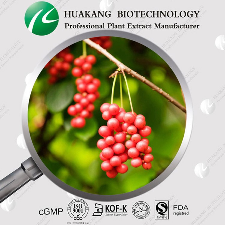 100% Natural Schisandra Berry Extract