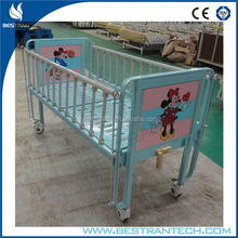 BT-AB002 China factory sales CE ISO medical children kid bed baby bed cot child cot for newest bed