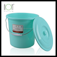 Good Quality Plastic Water Bucket With Lid Cheap Price
