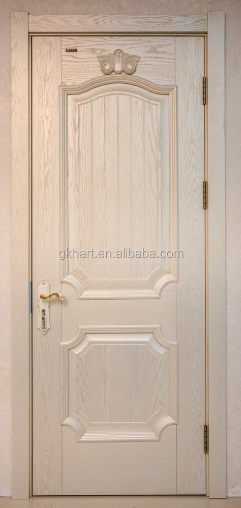 Custom High Quality New Solid Red Oak Wood Interior Doors