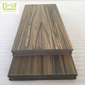 co-extrusion wpc decking mixed color