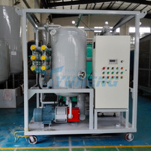 Automatic Operation Vacuum Transformer Oil Purifier