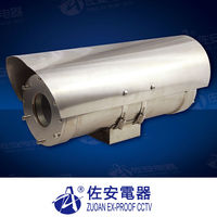 Top 10 explosion proof bullet proof cctv camera for aggressive environment