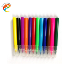 Non-toxic school sketch mini felt tip water color pen for promotion