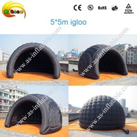 Fashion and economic luna tent inflatable shell tent